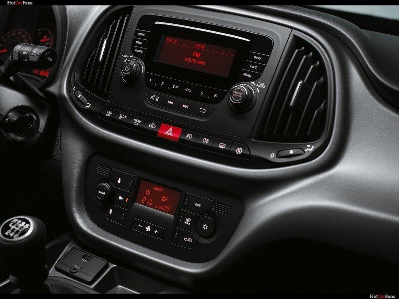 Fiat Doblo Panorama 7 Koltuk